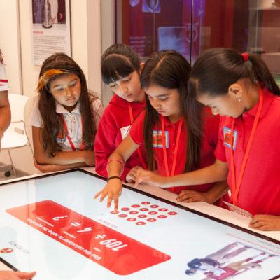 San Francisco 49ers Museum, Cortina Producations