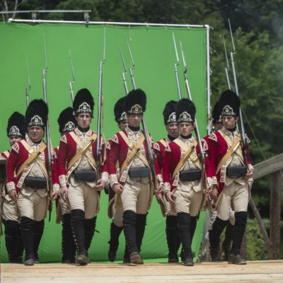 Filming the American Revolution