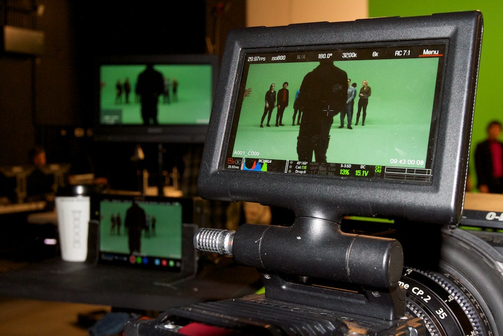 Green Screen, Cortina Productions