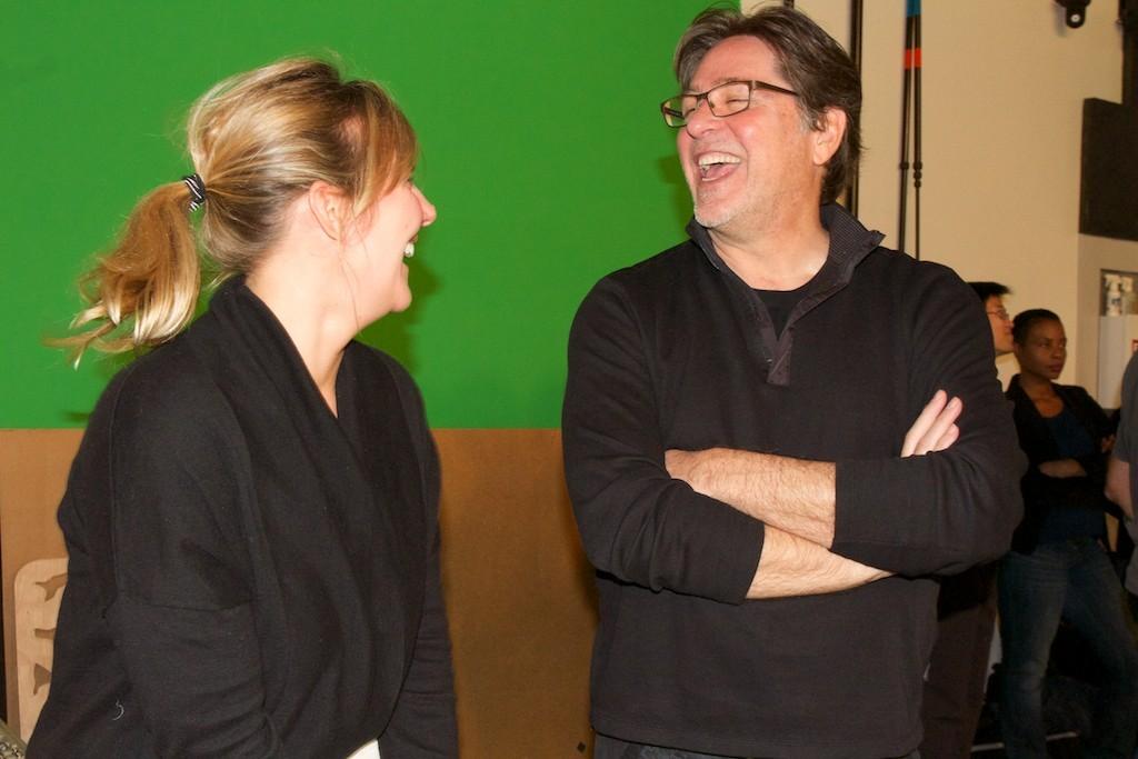 Joe Cortina, Kiley Kraskouskas, Cortina Productions