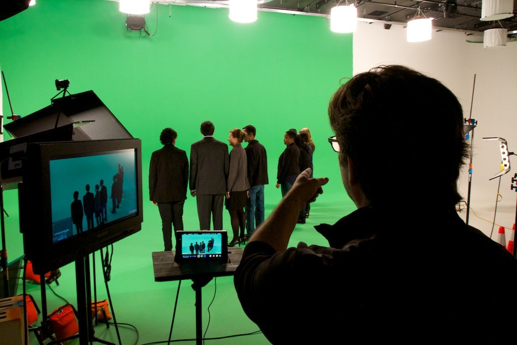 Joe Cortina, Cortina Productions, Green Screen