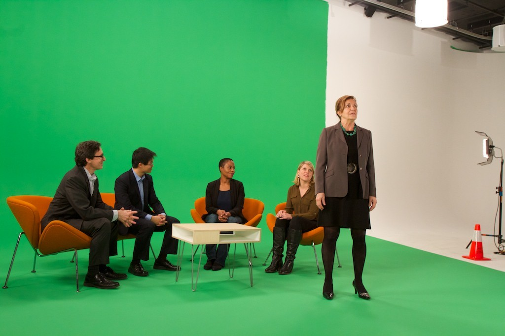 Green Screen, Cortina Productions